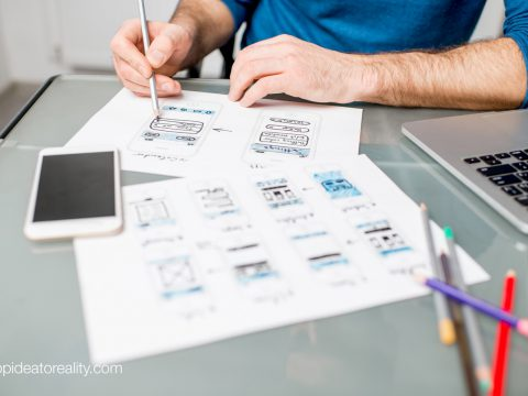 Create a Design Concept for App Idea | App Development without Coding